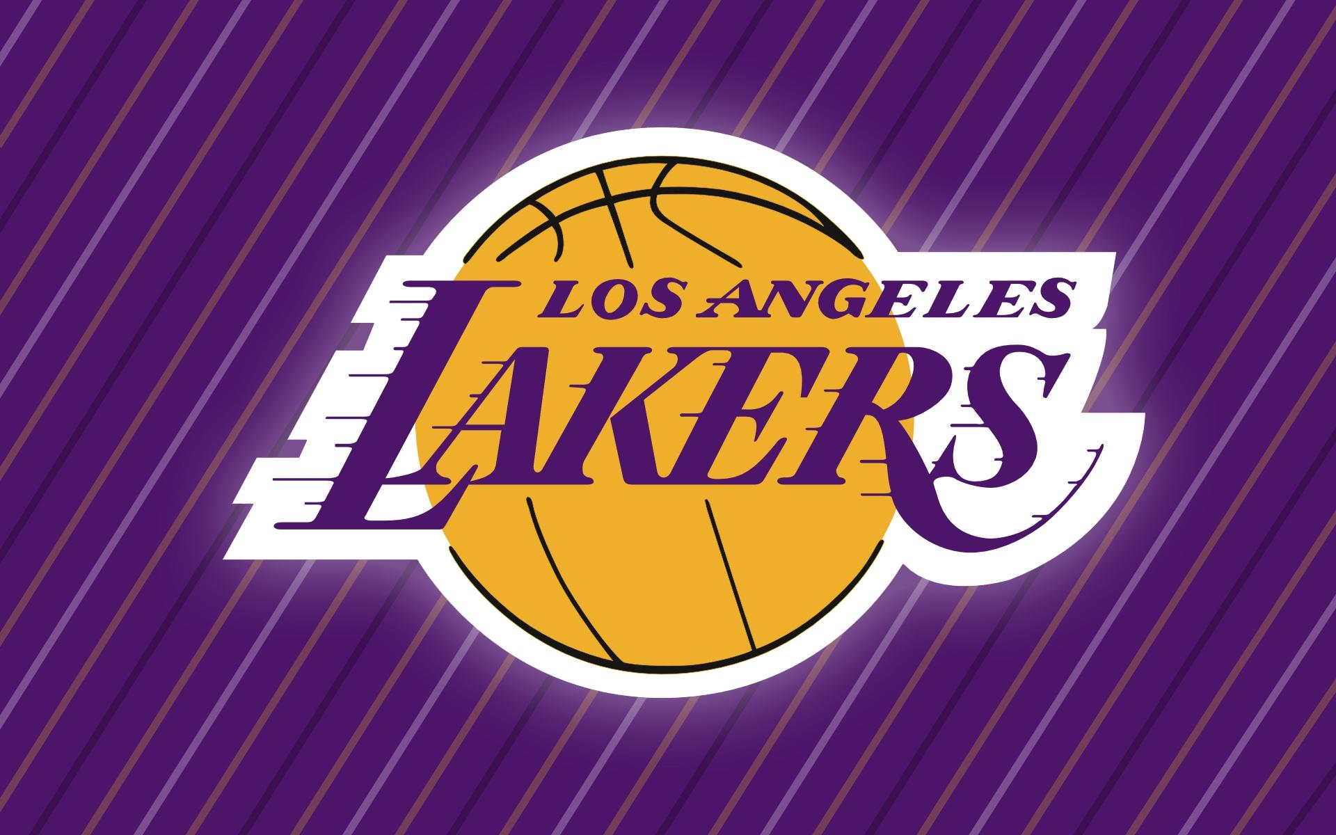 NBA Team Logo as Wallpaper LA Lakers the Team Always in Top List 1920x1200
