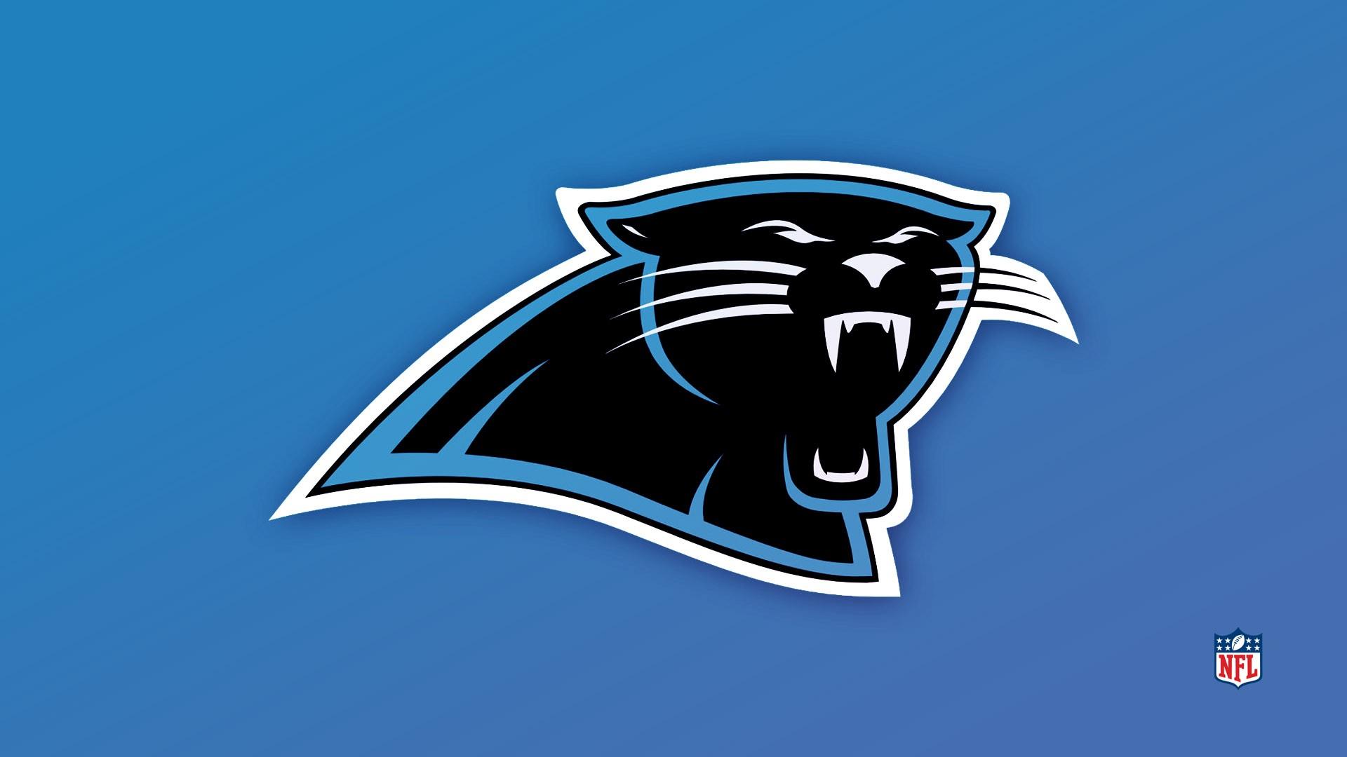 Panthers Wallpaper 1920x1080 Blue Panthers NFL Carolina Panthers 1920x1080