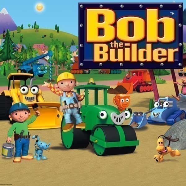 Bob the builder wallpaper wendy wallpapersafari for Bob the builder wall mural