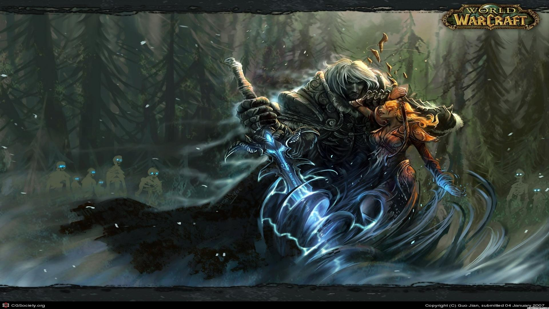World Of Warcraft Wallpapers High Quality Download 1920x1080