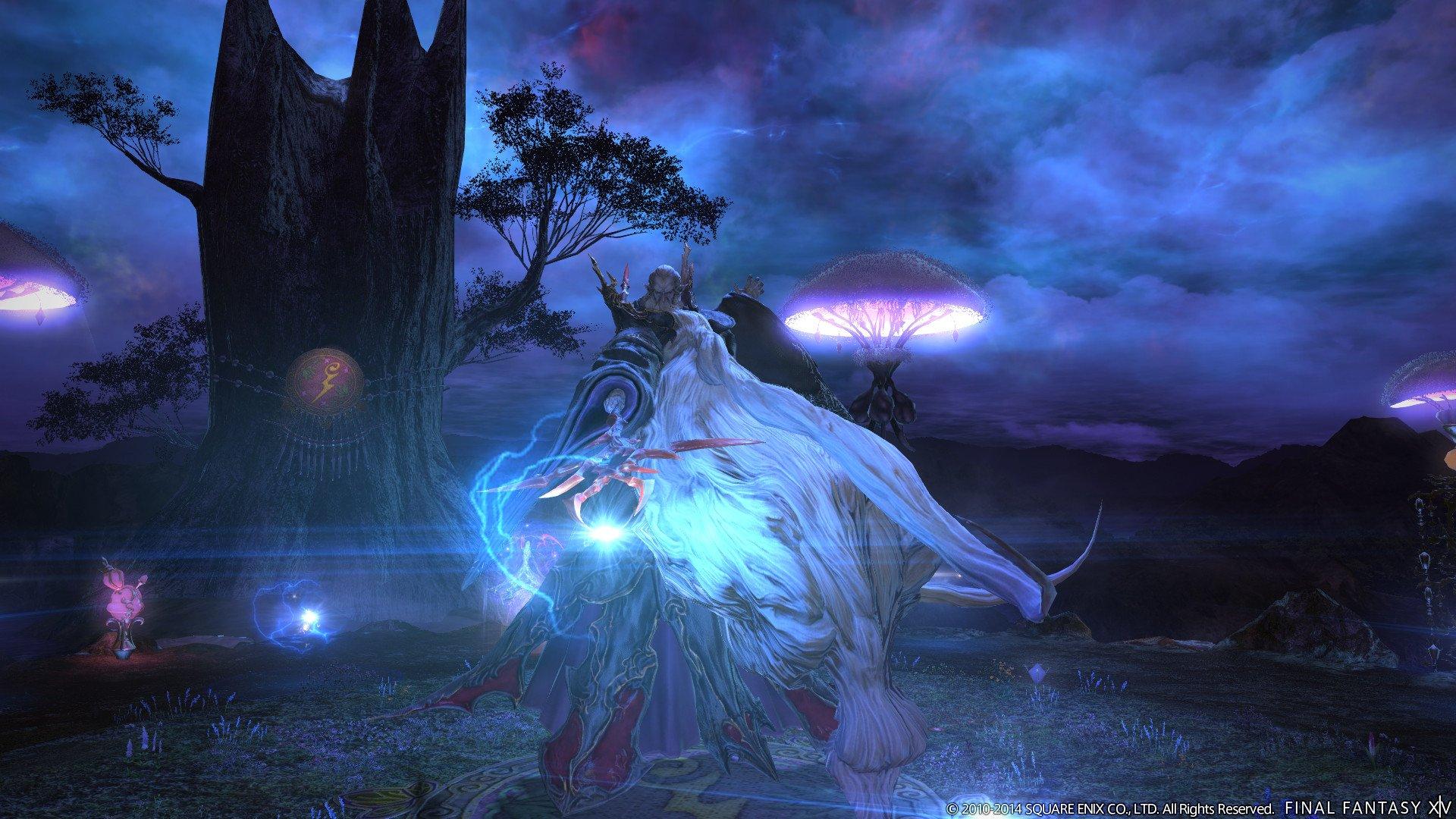Final Fantasy XIV A Realm Reborn   Imgenes juego PC   3DJuegos 1920x1080