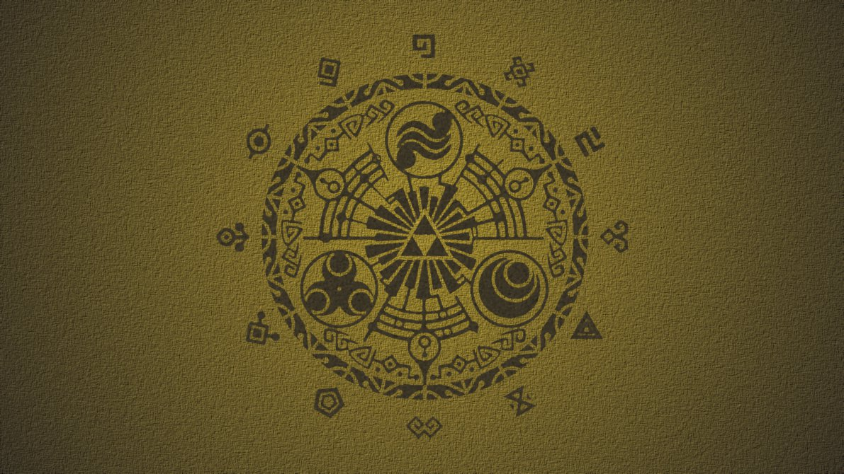 zelda android live wallpaper secret