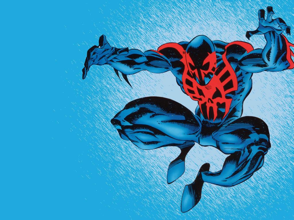 Free Download Spider Man 2099 Wallpapers 1024x768 For Your