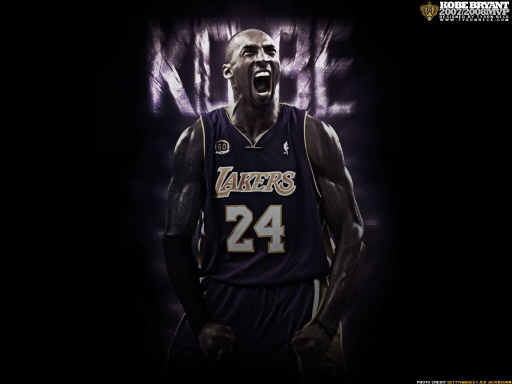 Kobe Bryant WallpaperChild Coloring and Children Wallpapers 1024x768