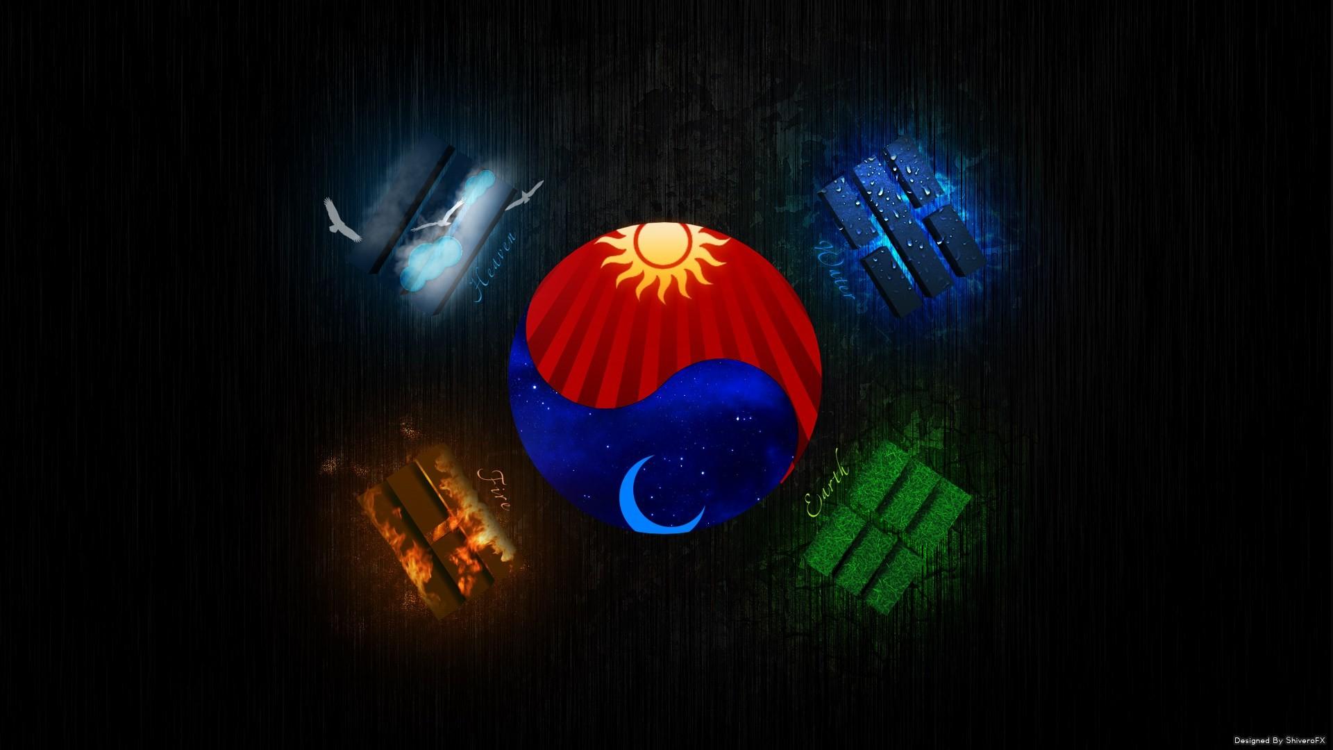 23 South Korea Flag Wallpapers On Wallpapersafari