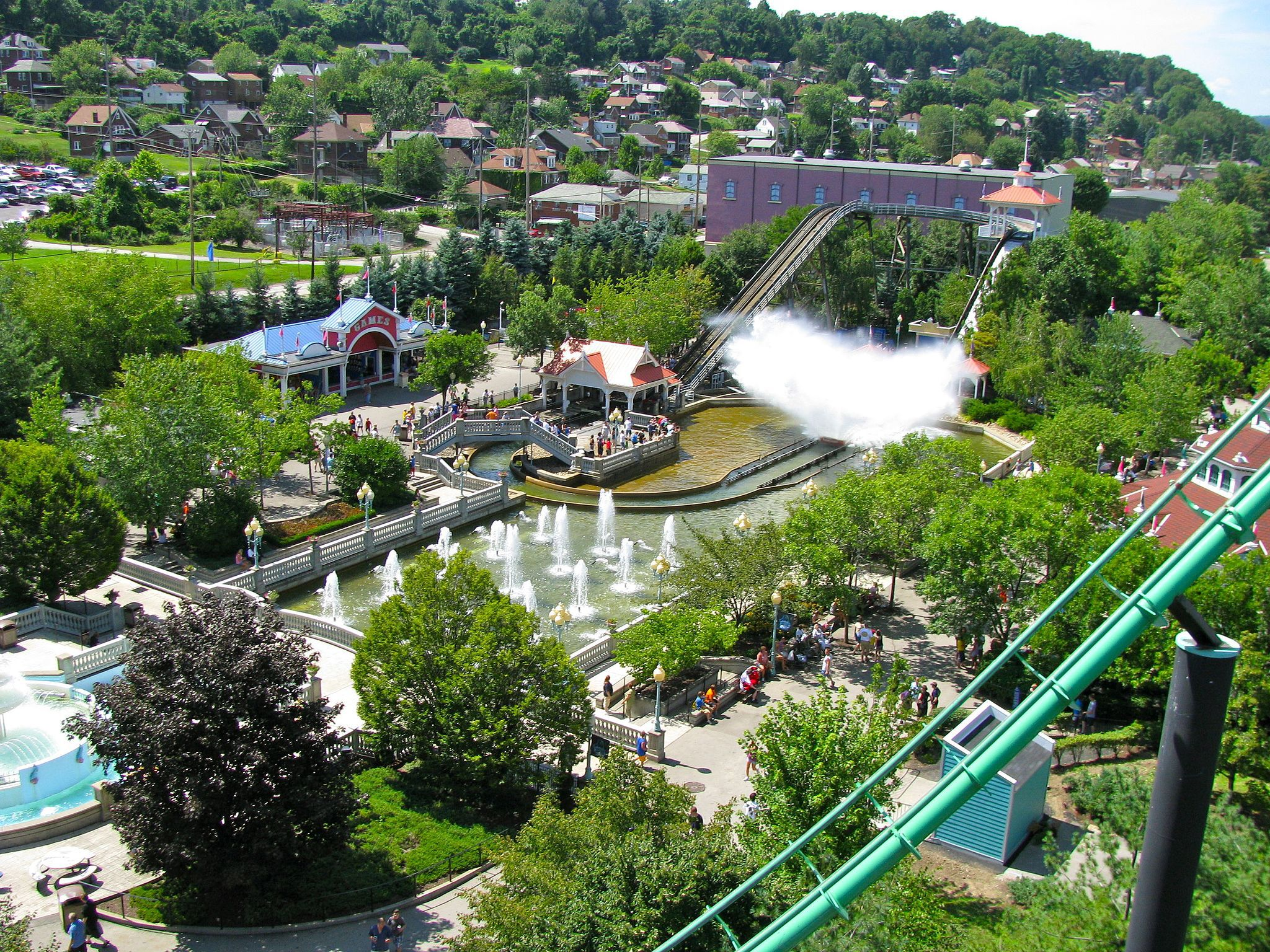 Kennywood Amusement Park Information Hours and Tickets 2048x1536