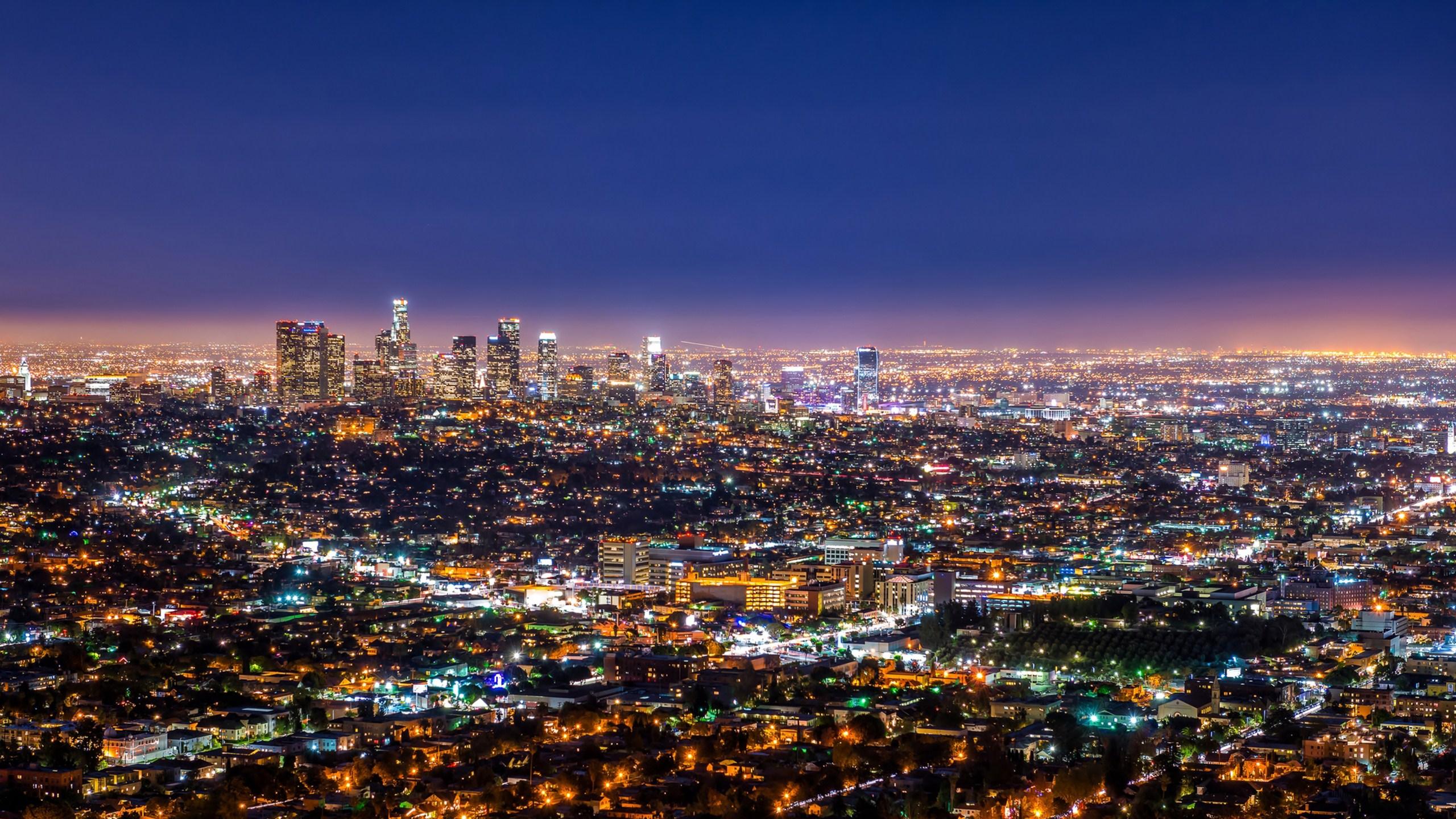 99 Los Angeles Wallpapers On Wallpapersafari