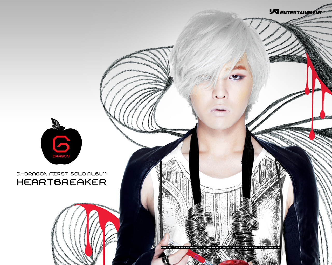 Heartbreaker Wallpaper   GD Wallpaper 31865677 1280x1024