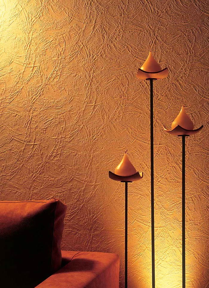 Non woven wallpaper wallcovering EDEM 308 60 paintable XXL textured 700x961