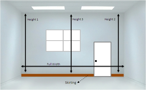 50+] Measuring Wall for Wallpaper on