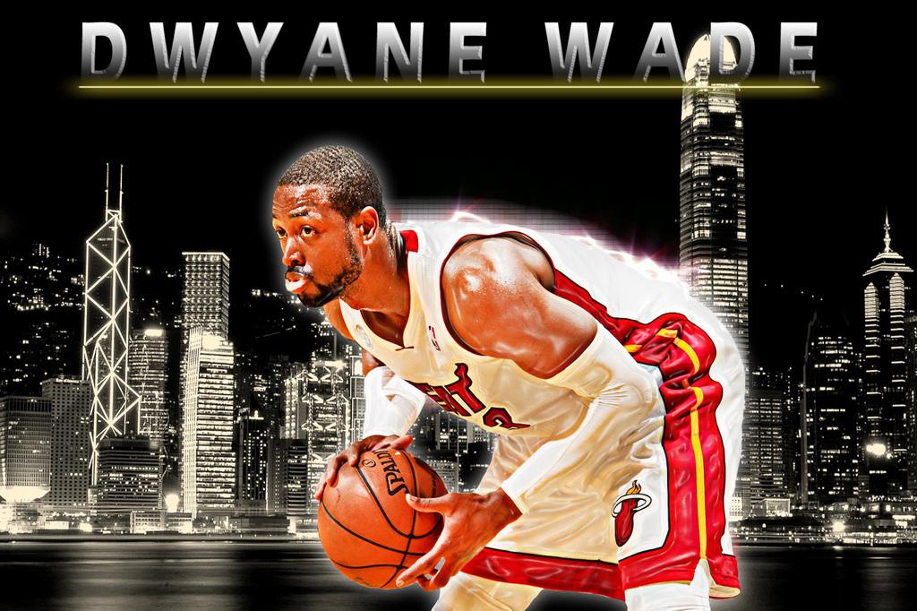 Dwyane Wade Wallpaper 2014 Dwyane wade wallpaper 1024x682