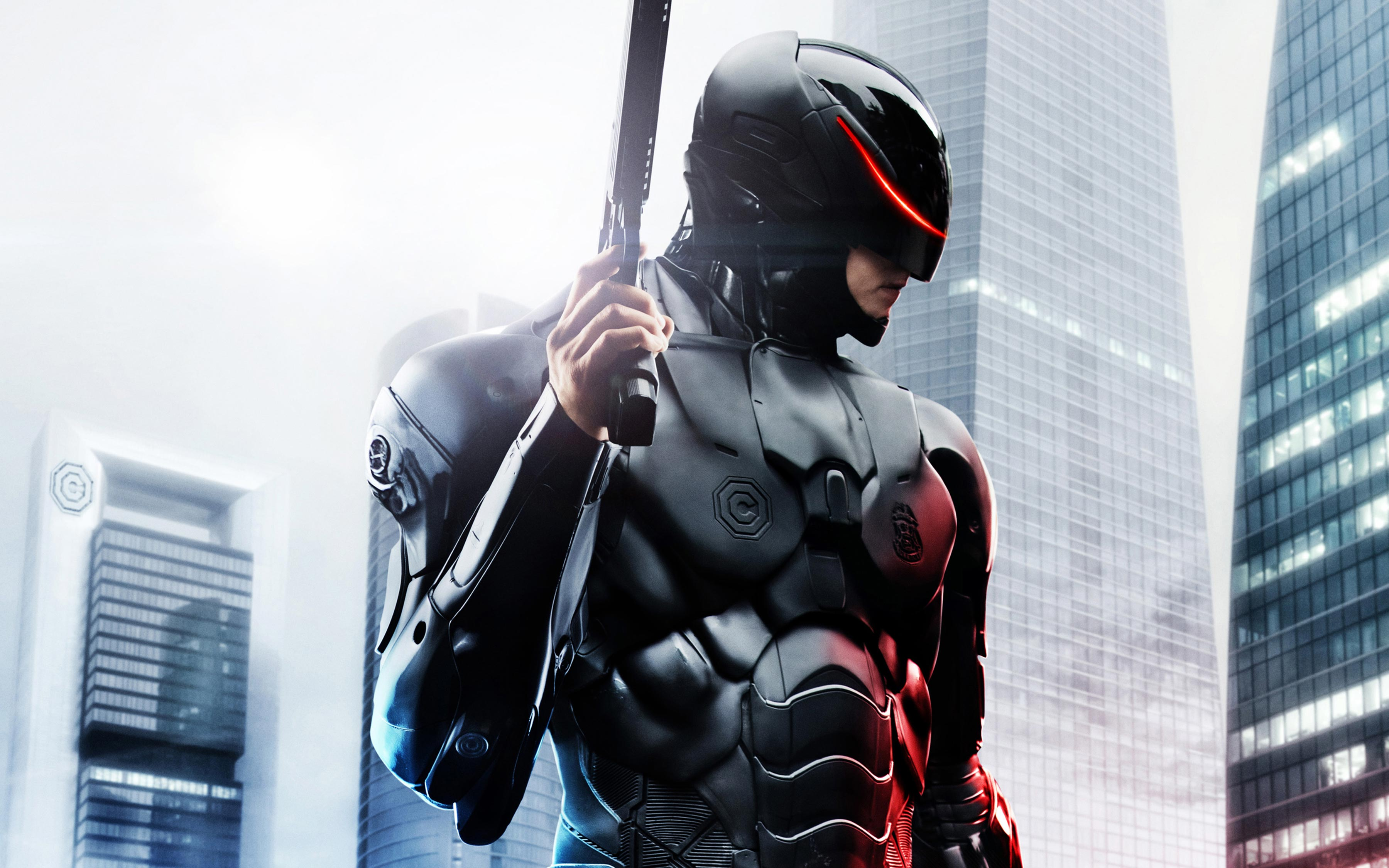 Robocop 2014 Movie Wallpapers [HD] Facebook Timeline Covers 3600x2250