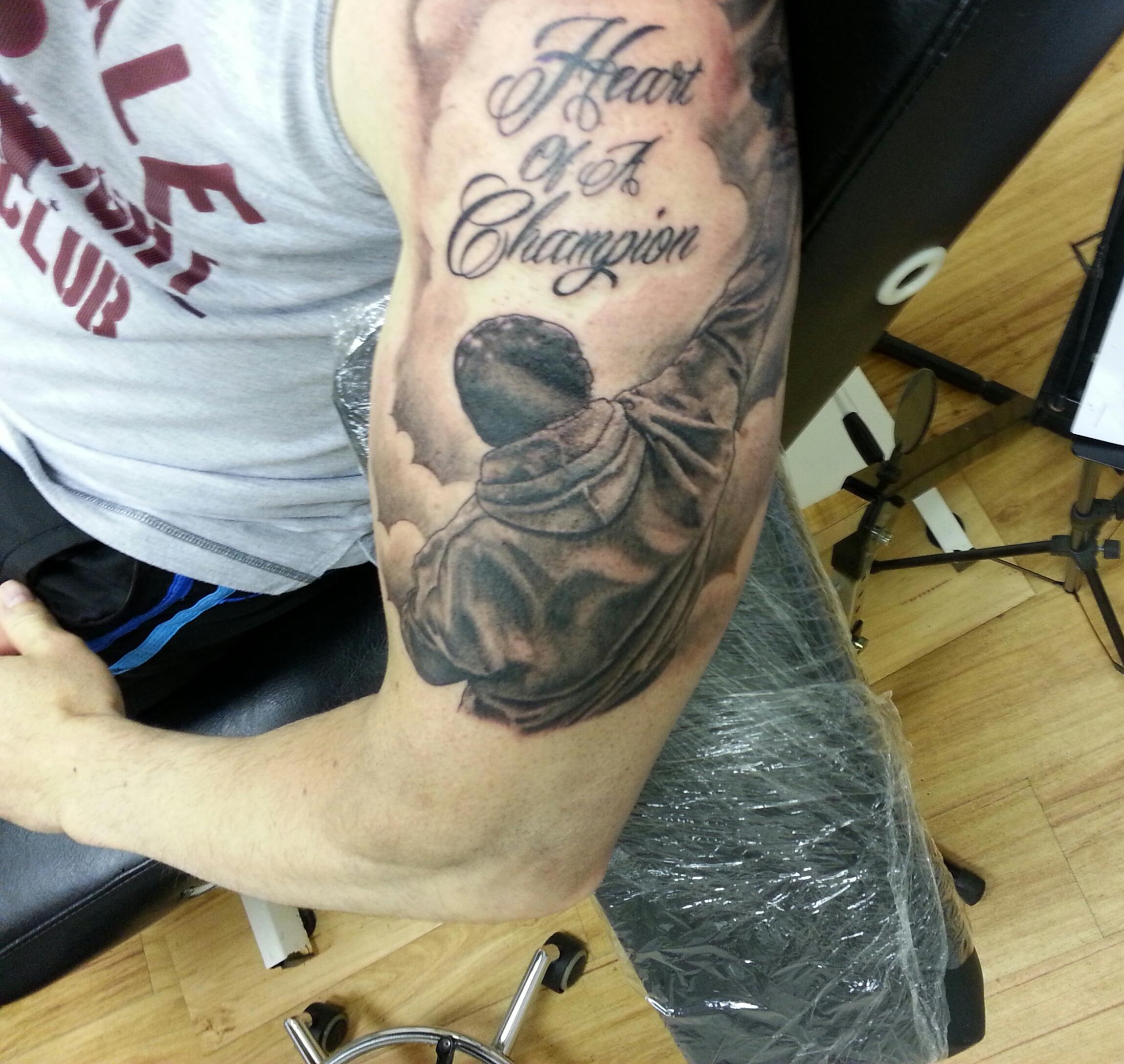 rocky balboa tattoo   Rocky Photo 36217450 2298x2176