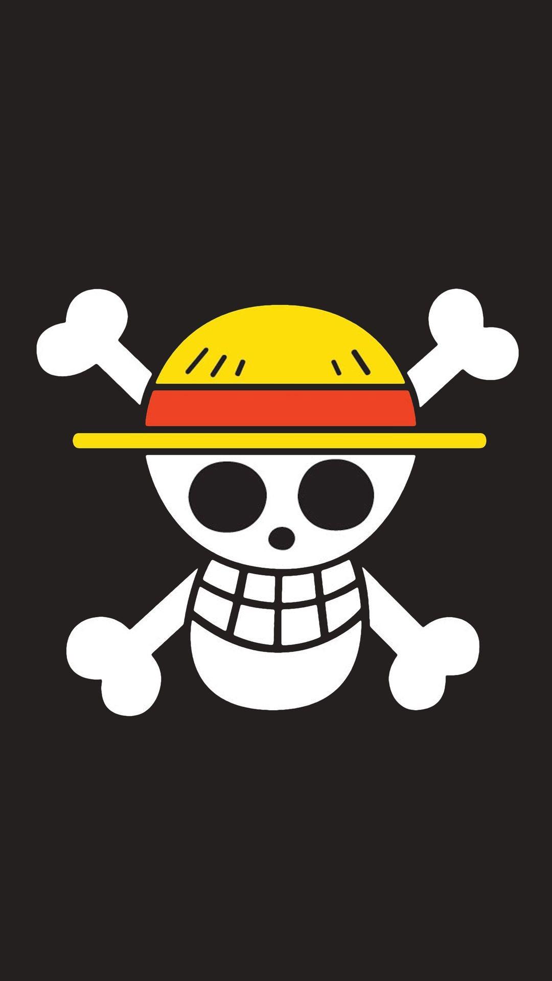 21 Luffy Logo Wallpapers On Wallpapersafari