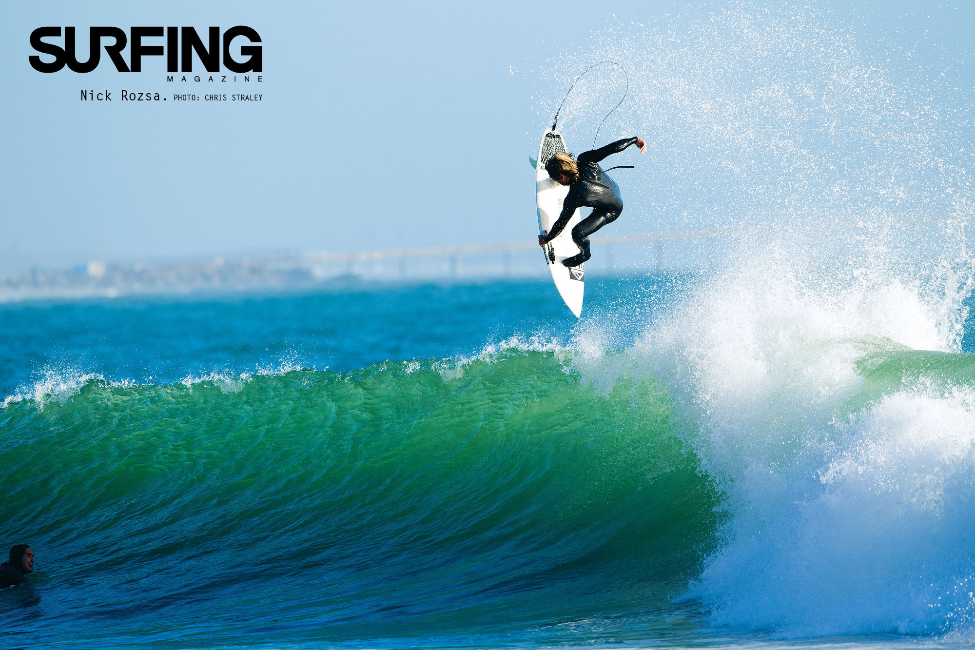 May 2012 Issue Wallpaper | SURFING Magazine
