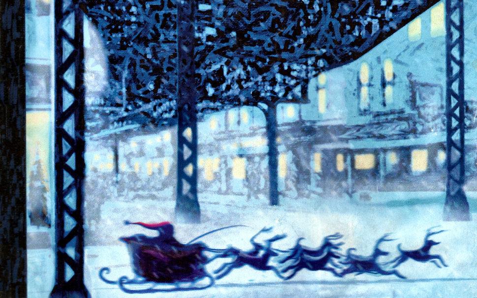New York City Christmas wallpaper   ForWallpapercom 969x606