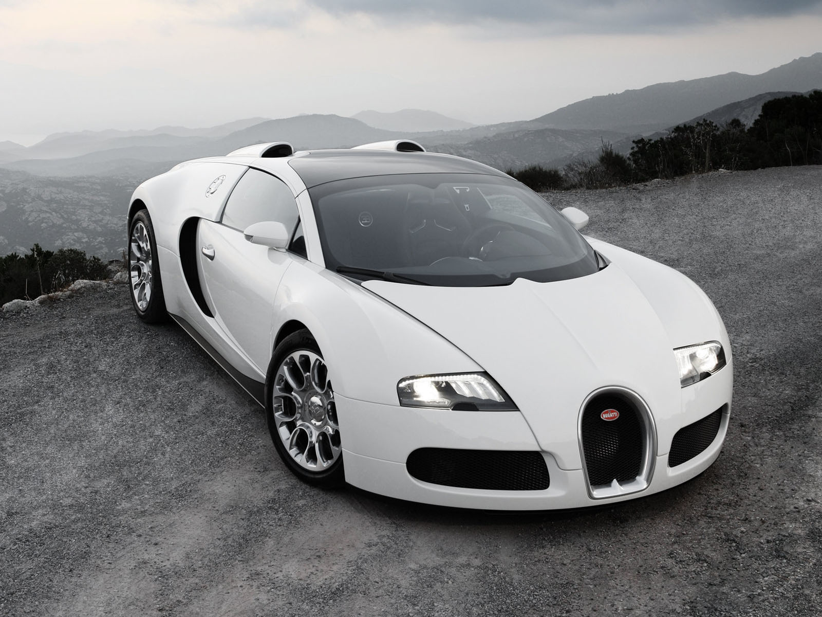 Hd Car wallpapers bugatti veyron wallpaper 1600x1200