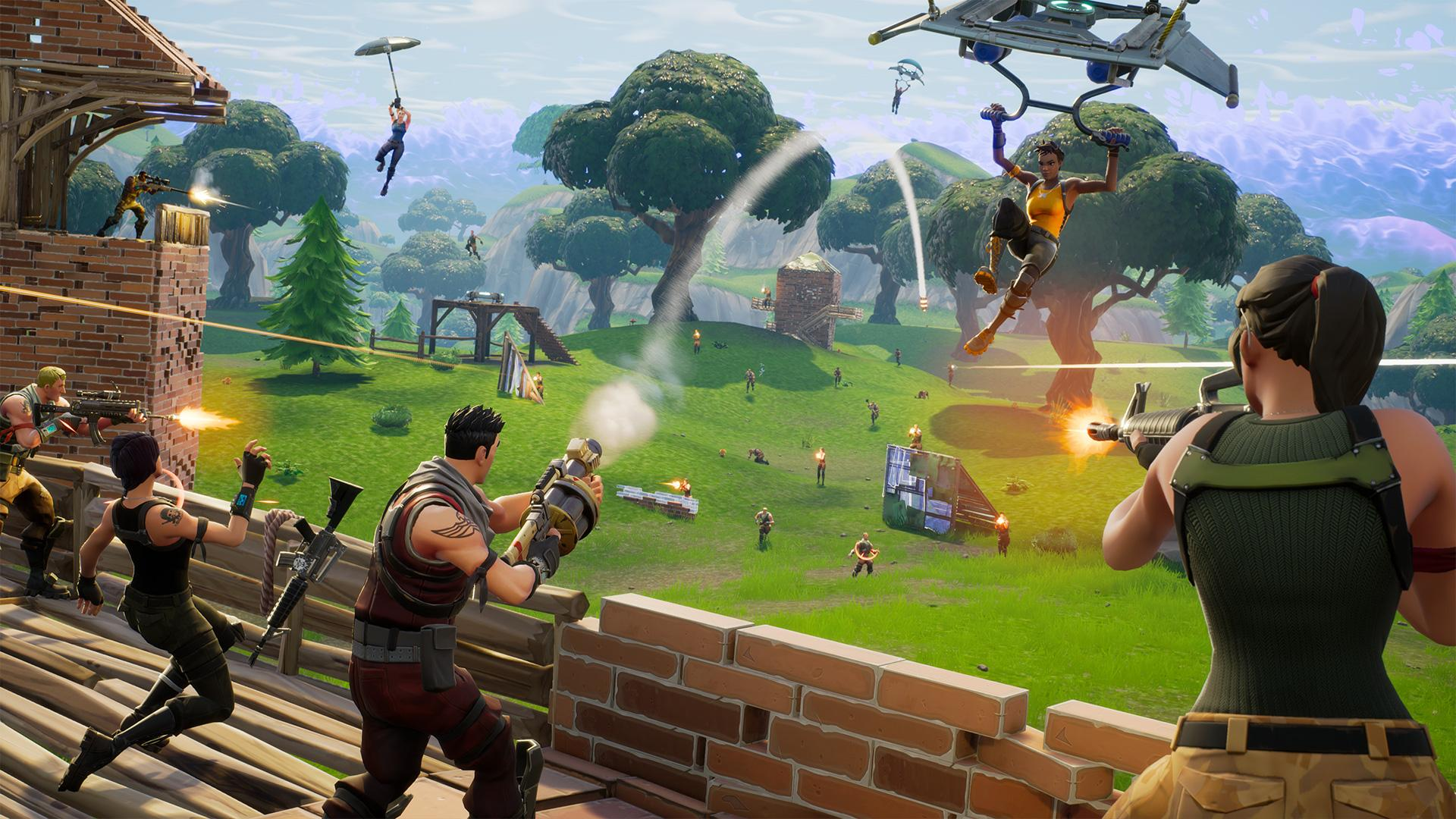 Fortnite Battle Royale Is Getting A New 50 Vs 50 Mode 1920x1080