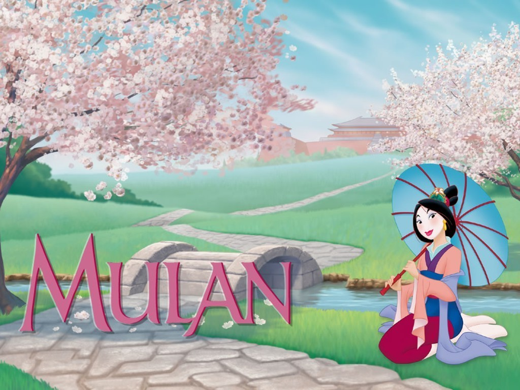 Mulan Wallpaper   Mulan Wallpaper 2471024 1024x768