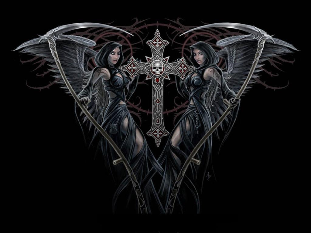 Gothic Fantasy Art Wallpaper PicsWallpapercom 1024x768