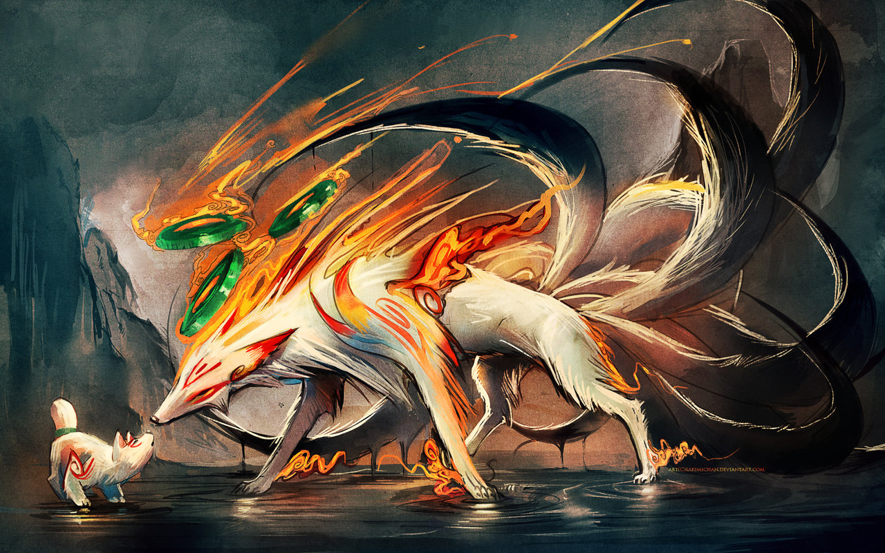 Beautiful Wallpaper Naruto Fox - n7s91q  2018_511006.jpg