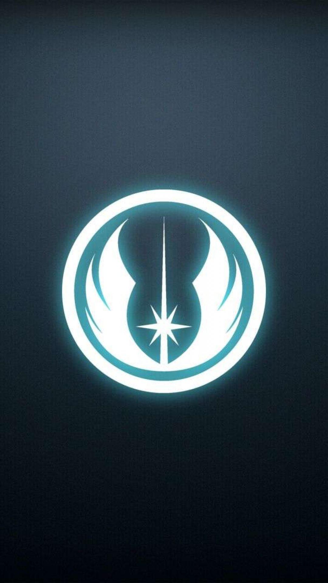 Star Wars Jedi Symbol Wallpaper Data src   Star Wars Phone 1080x1920