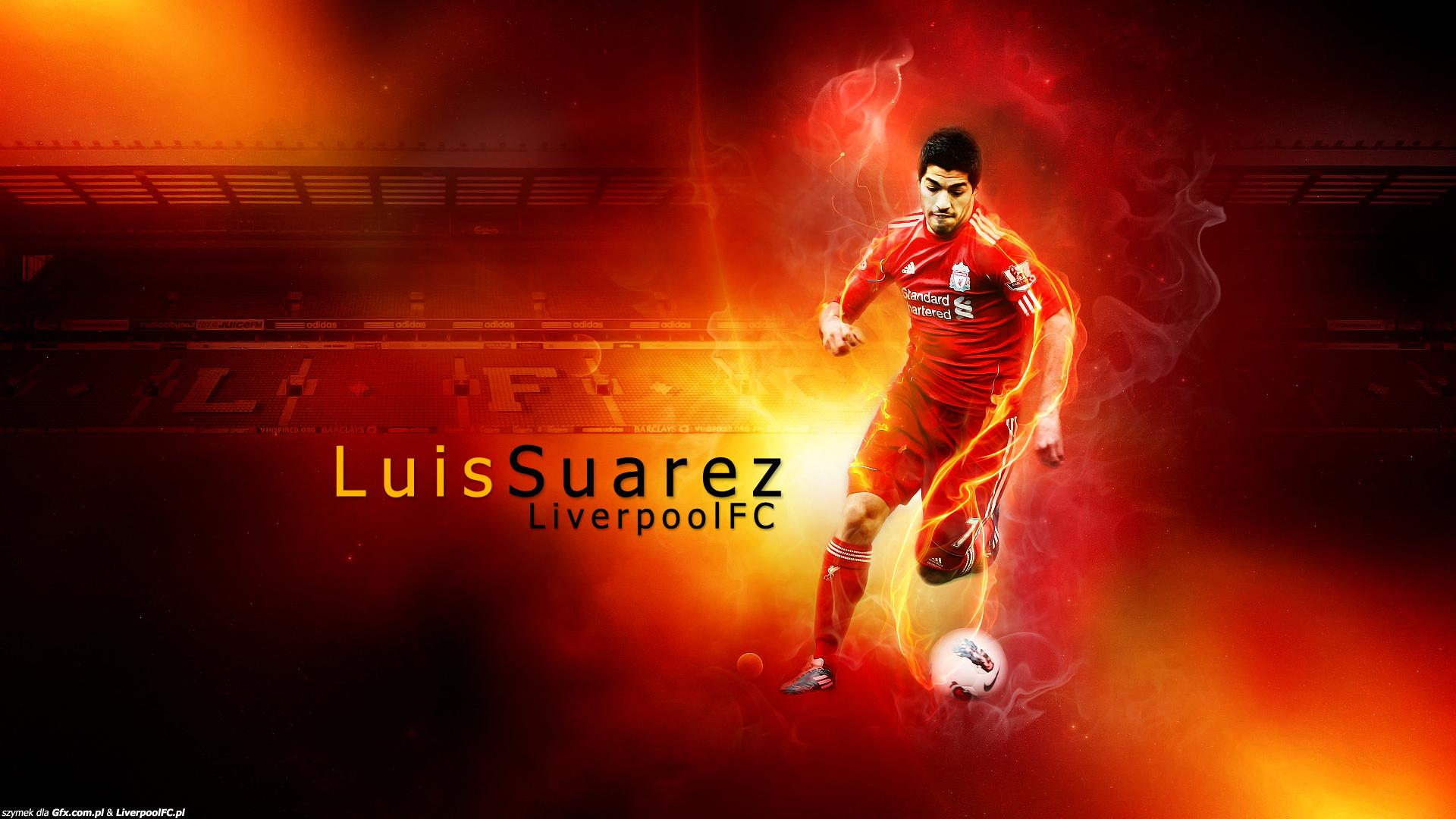 Luis Surez Liverpool Wallpaper   Football HD Wallpapers 1920x1080