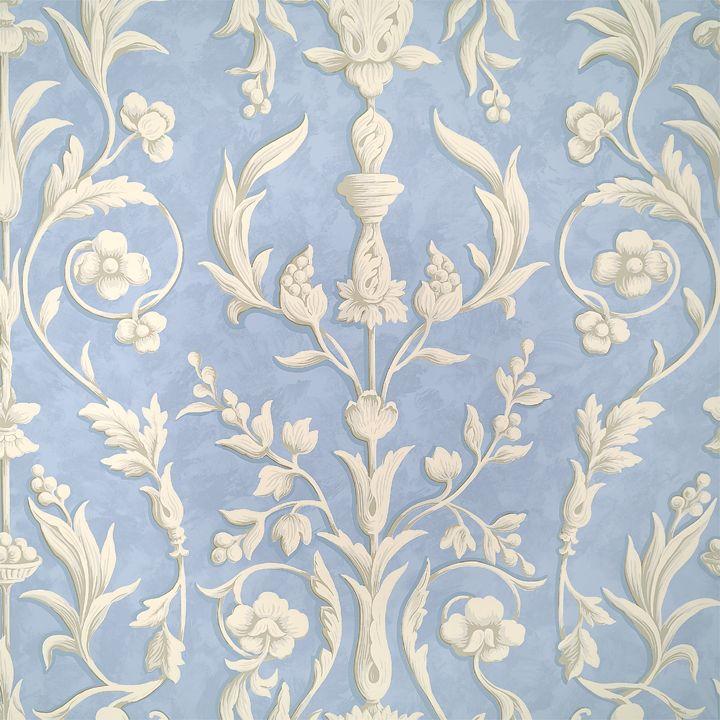 Scalamandre Wallpaper - WallpaperSafari