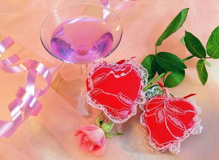 Valentine 3D Desktop Wallpapers Valentines Day 3D Photos 768x563