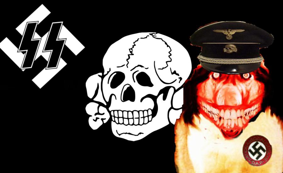 SmileDog Waffen SS Wallpaper by TheMistRunsRed 900x552