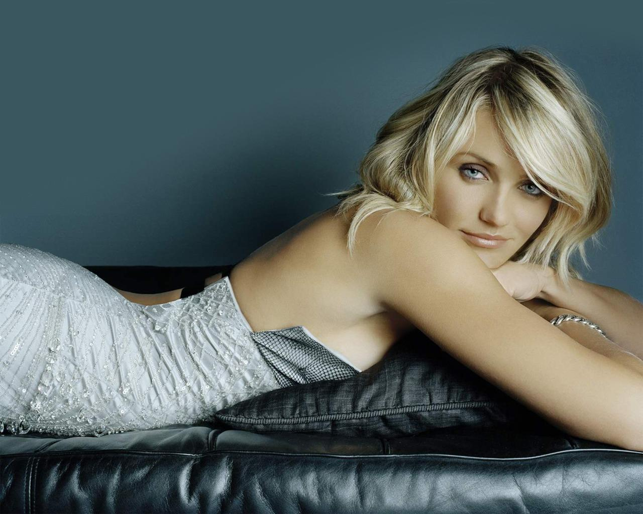 Cameron Diaz Wallpapers 1280x1024