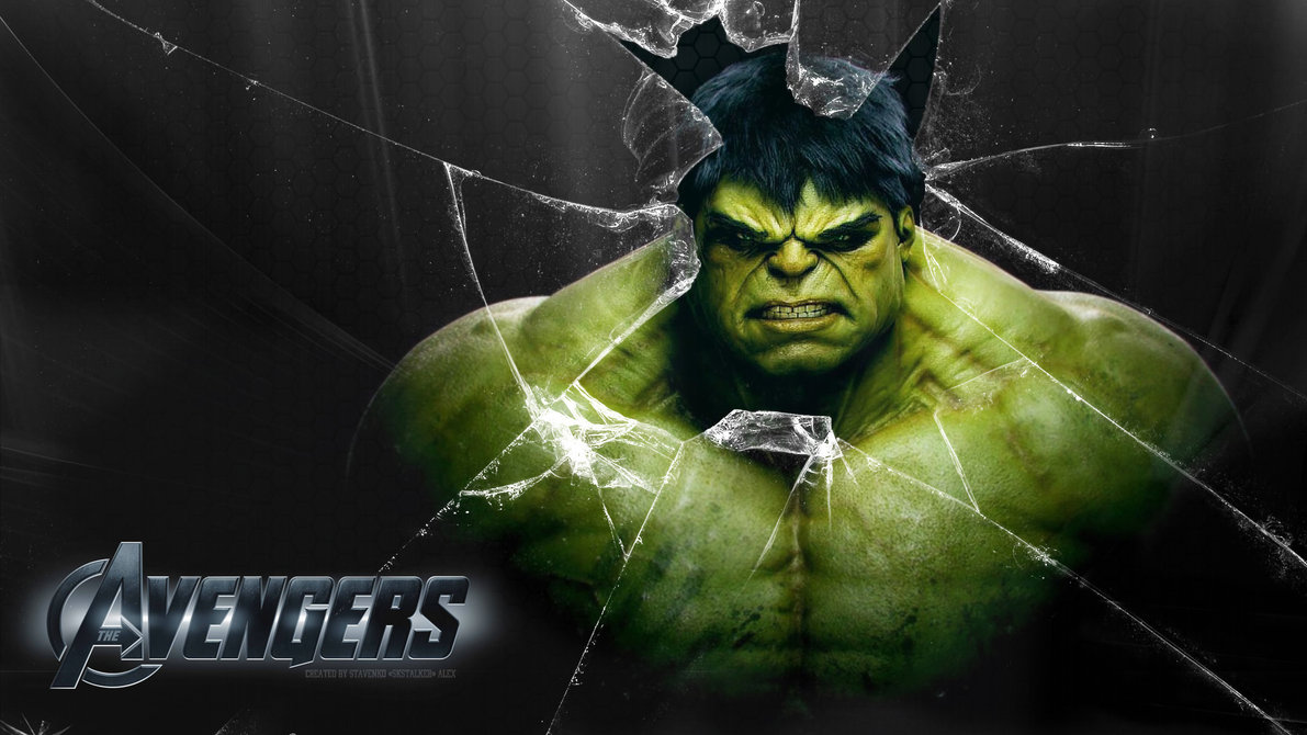 Avengers Hulk Wallpaper 1080p by SKstalker 1191x670