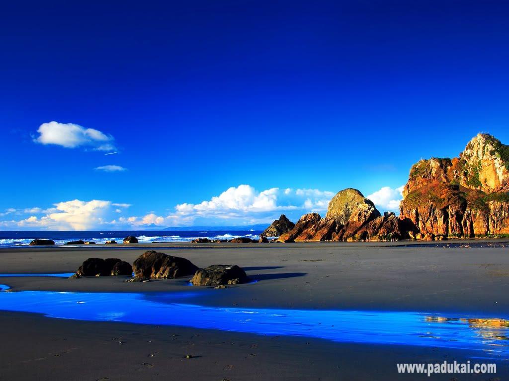 Download Beautiful Beach Side Scenery Download Wallpaper Full 1024x768