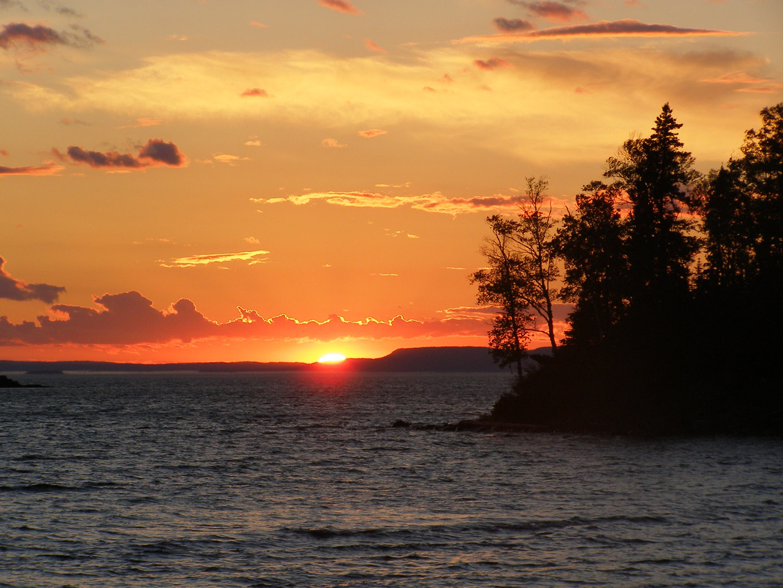 FileIsle Royale Todd Harbor sunsetjpg   Wikimedia Commons 1408x1056