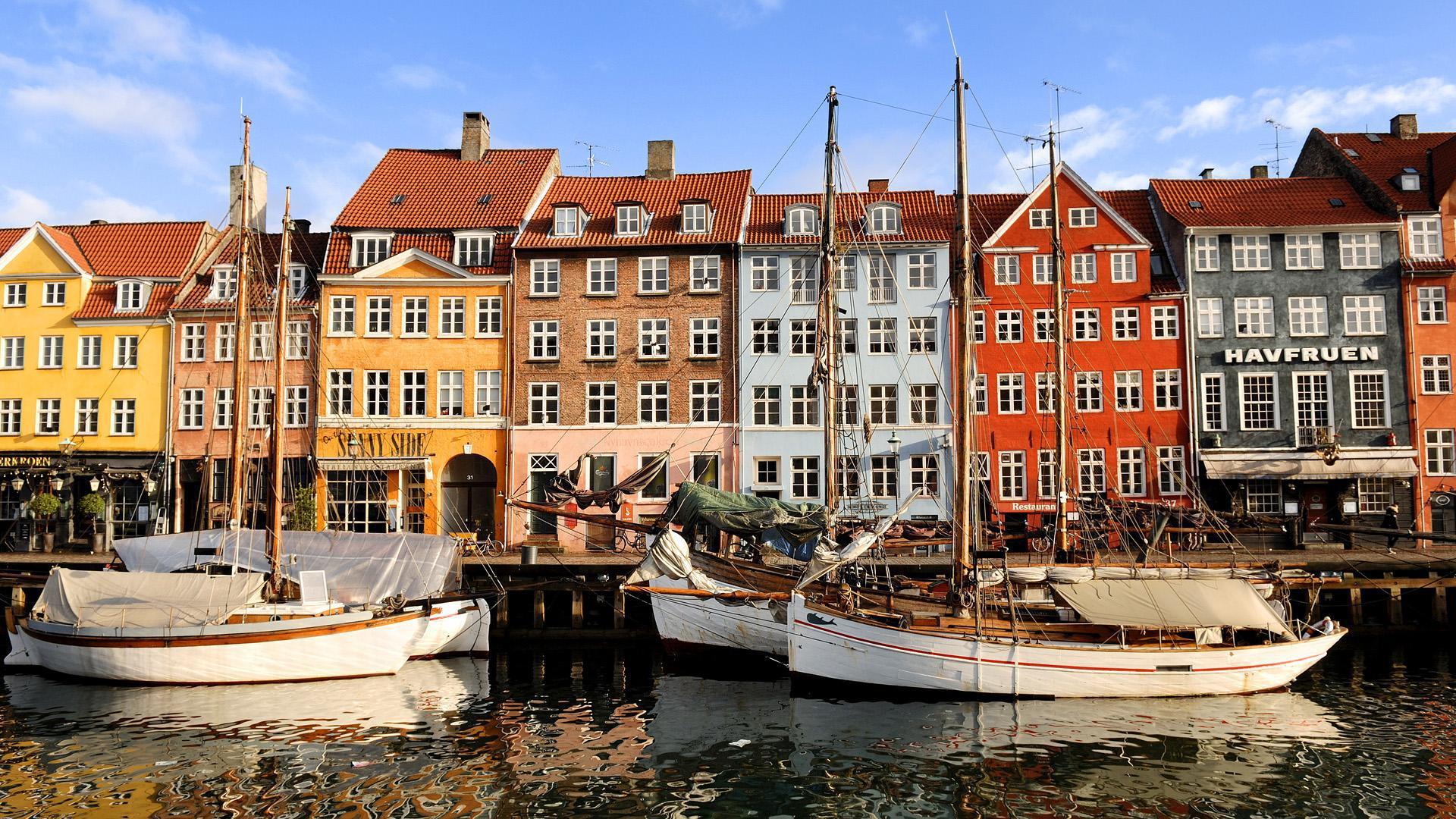 Pictures Of Copenhagen 1920x1080