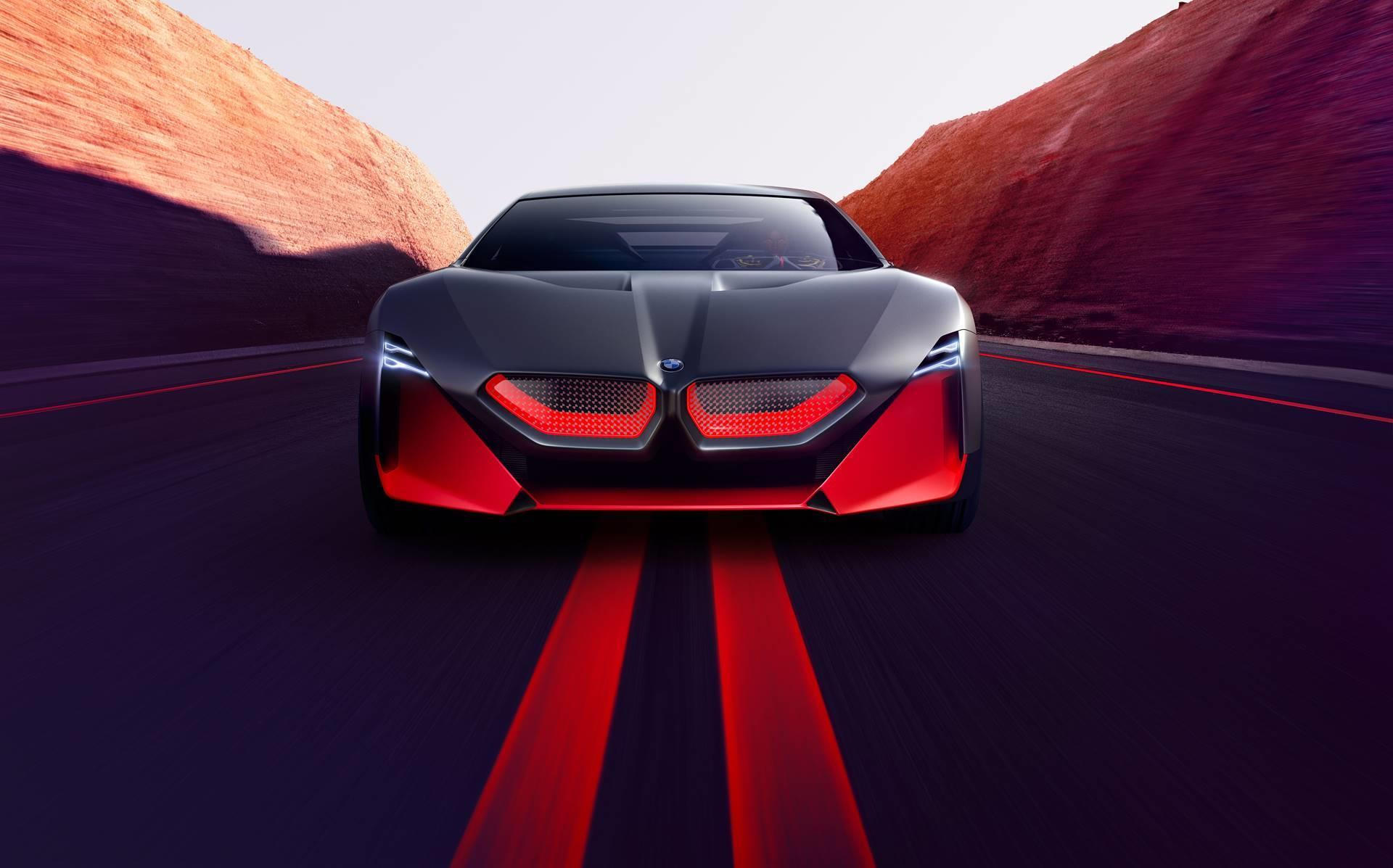 2019 BMW Vision M NEXT Concept News and Information Research and 1920x1197