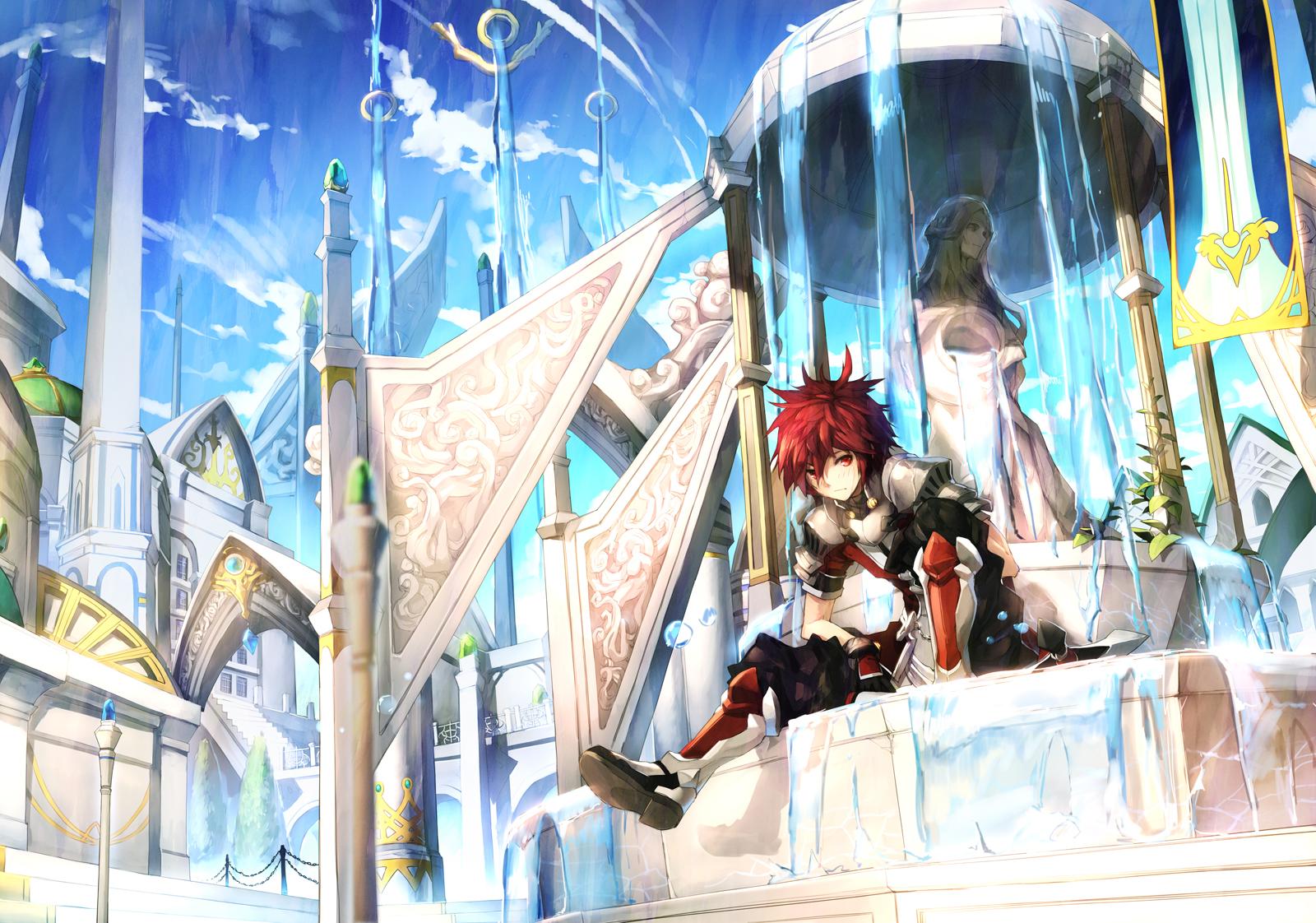 Elsword   Zerochan Anime Image Board 1600x1122