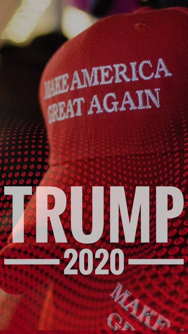 Trump 2020 iPhone Wallpapers 720x1280