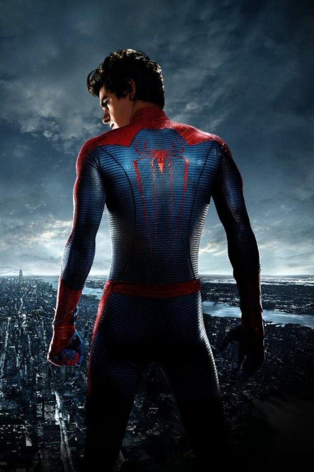 Group Of Amazing Spiderman Phone Wallpaper