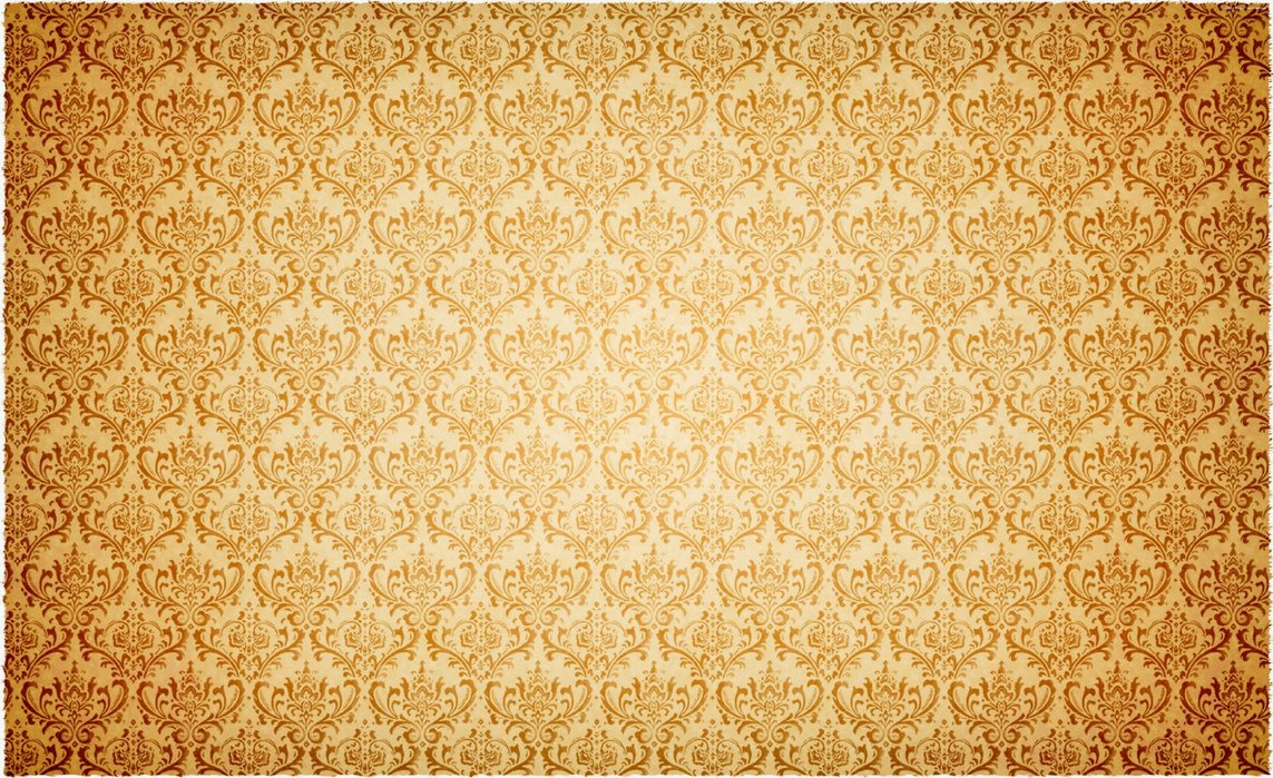 Gold Pattern Wallpaper Vintage By Leikoo 1143x699