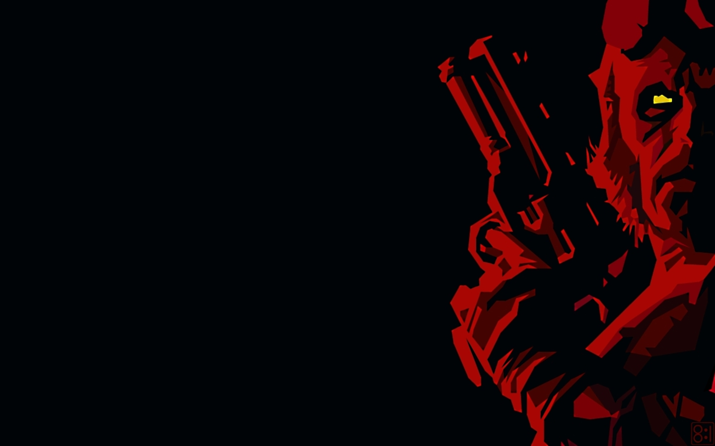 hellboy wallpaper related keywords - photo #9