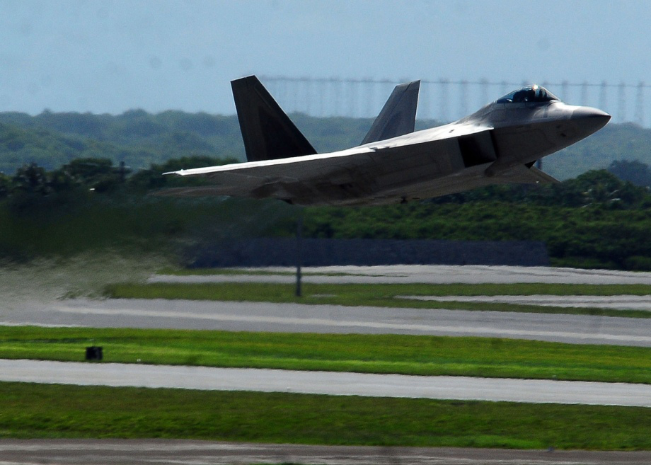 This is the F 22 Raptor in high res 34 HQ Photos 920x657