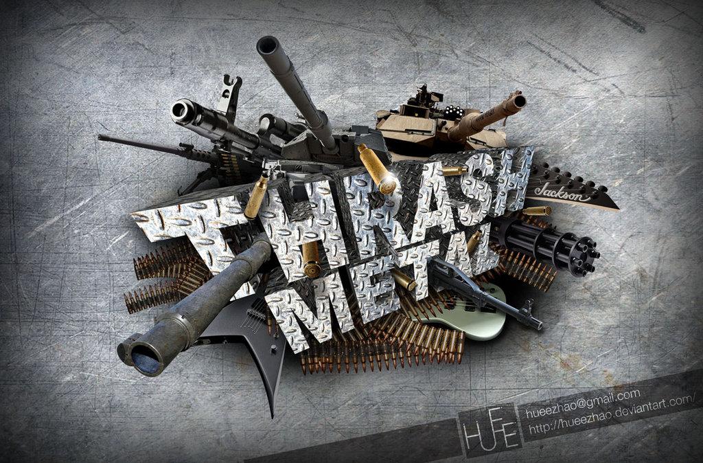 heavy thrash metal
