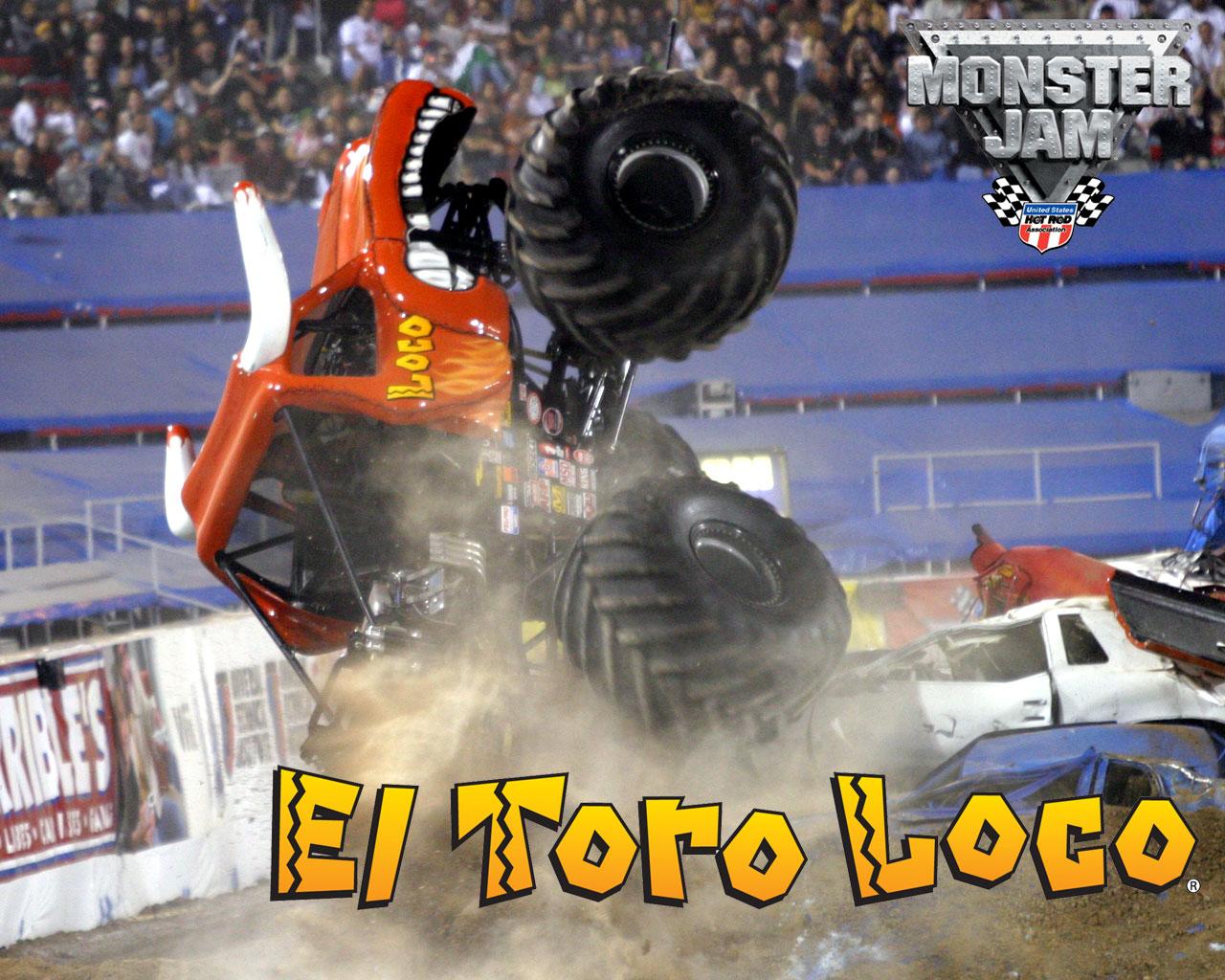 EL TORO LOCO 1280x1024