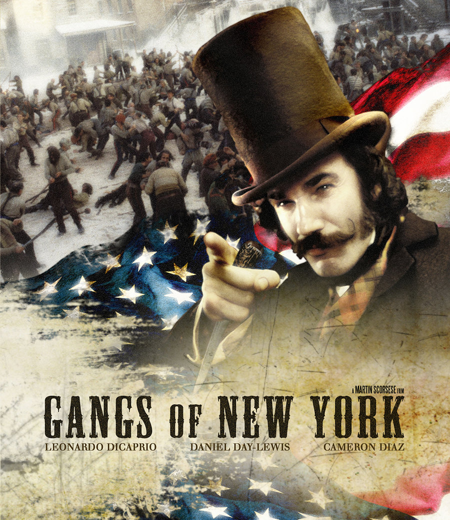 corruption in the gangs of new york essay