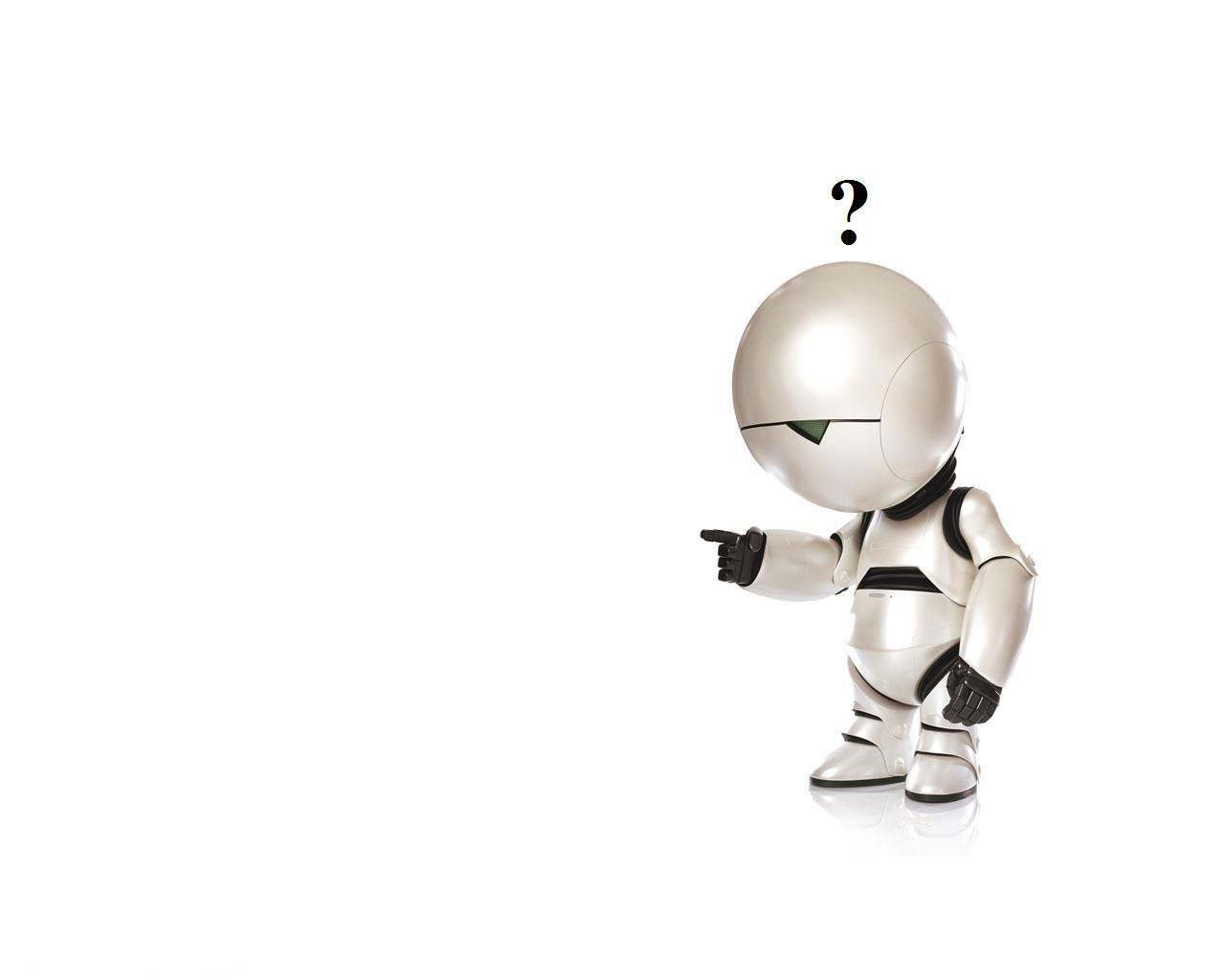 robot graphical design simple white background with cool 3d kid robot 1280x1024
