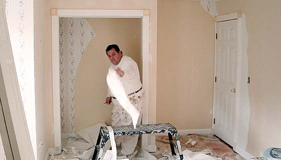 wallpaper removal and striping we understand that outdated wallpaper 560x320