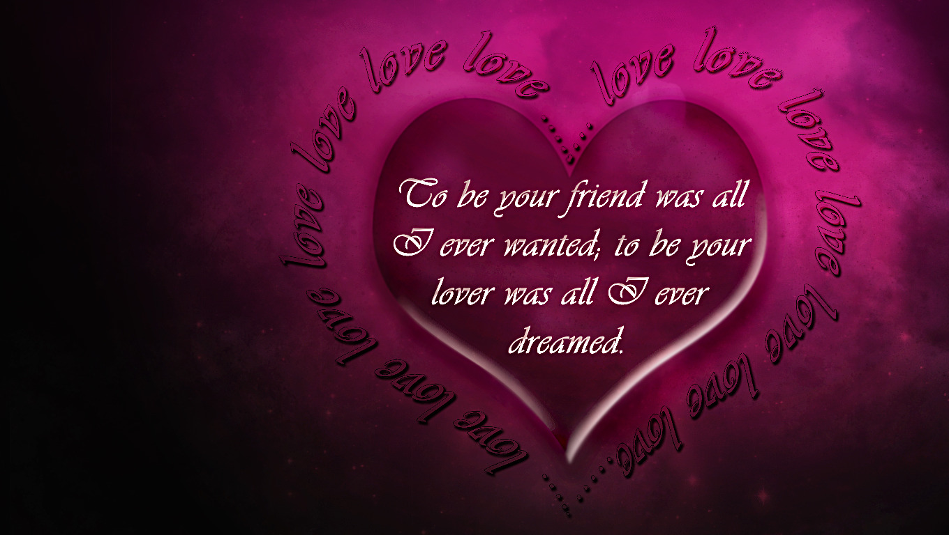 Valentine Screensavers 20837 Hd Wallpapers Background 1360x768