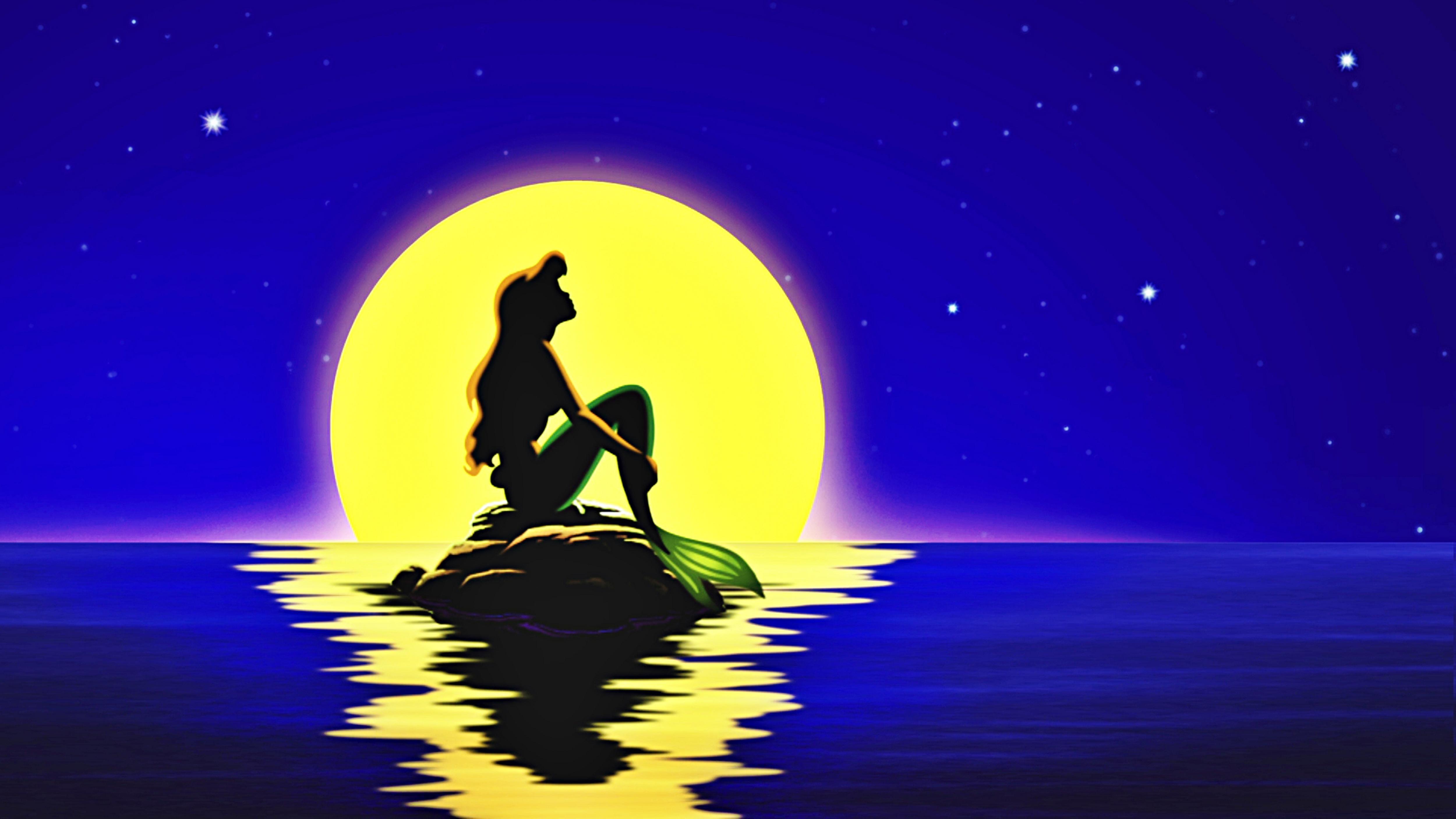 Walt Disney Wallpapers   The Little Mermaid   Walt Disney 5000x2813