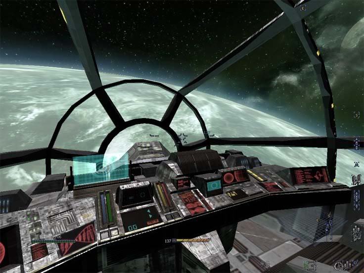 Millennium Falcon Cockpit View Egosoft.com :: view topic